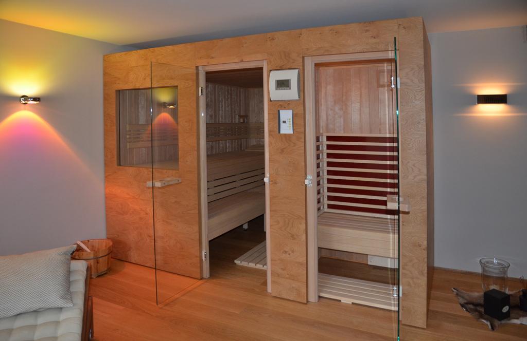 """1a Sauna – Saunas nach Maß – Preise von der """"Stange"""""""