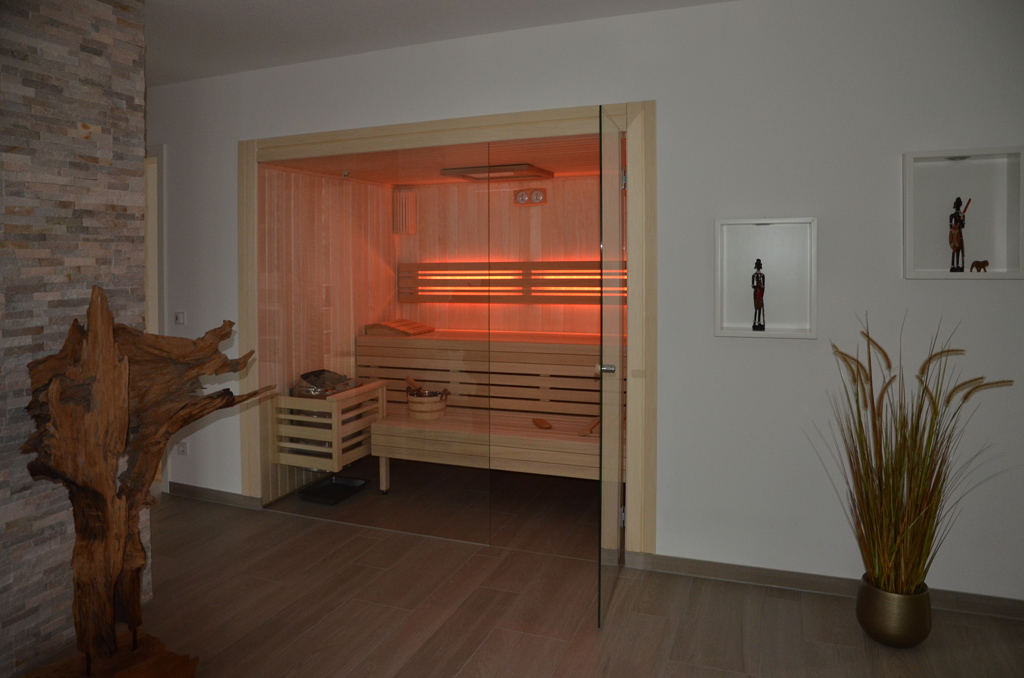 sauna im keller sauna bereich im keller picture of chalet tschallener sauna mit thera med. Black Bedroom Furniture Sets. Home Design Ideas
