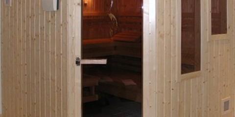 SAUNA NACH MASS – 1a Sauna